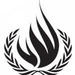This image is the logo of the OHCHR, and is their intellectual property. Its use here does not imply that OHCHR endorses CLD's work.